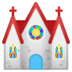 ⛪ church Emoji on Google Platform