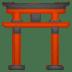 ⛩️ Shinto-Schrein Emoji auf Google-Plattform