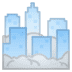 🌁 foggy Emoji on Google Platform