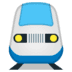 🚆 Treno Emoji sulla Piattaforma Google