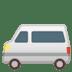 🚐 minibus Emoji on Google Platform