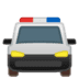 🚔 oncoming police car Emoji on Google Platform