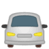🚘 oncoming automobile Emoji on Google Platform
