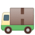 🚚 delivery truck Emoji on Google Platform