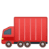 🚛 articulated lorry Emoji on Google Platform