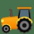 🚜 tractor Emoji on Google Platform
