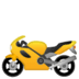 🏍️ motorcycle Emoji on Google Platform