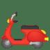 🛵 motor scooter Emoji on Google Platform