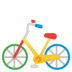 🚲 bicycle Emoji on Google Platform