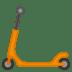 🛴 kick scooter Emoji on Google Platform