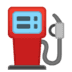 ⛽ fuel pump Emoji on Google Platform