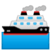 🚢 ship Emoji on Google Platform