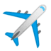 ✈️ Airplane Emoji on Google Platform