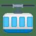 🚠 mountain cableway Emoji on Google Platform