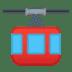 🚡 aerial tramway Emoji on Google Platform