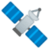 🛰️ satellite Emoji on Google Platform