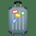 🧳 luggage Emoji on Google Platform