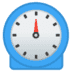 ⏲️ Timer Clock Emoji on Google Platform