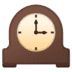 🕰️ mantelpiece clock Emoji on Google Platform