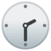 🕝 two-thirty Emoji on Google Platform