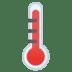🌡️ thermometer Emoji on Google Platform