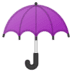 ☂️ umbrella Emoji on Google Platform