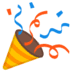🎉 Party Popper Emoji sa Google Platform