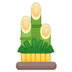 🎍 pine decoration Emoji on Google Platform