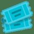 🎟️ admission tickets Emoji on Google Platform