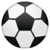 ⚽ soccer ball Emoji on Google Platform