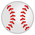 ⚾ baseball Emoji on Google Platform