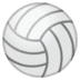 🏐 Volleyball Emoji on Google Platform
