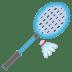 🏸 badminton Emoji on Google Platform