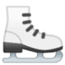 ⛸️ ice skate Emoji on Google Platform