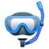 🤿 diving mask Emoji on Google Platform