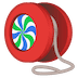 🪀 yo-yo Emoji on Google Platform