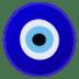 🧿 nazar amulet Emoji on Google Platform