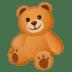 🧸 teddy bear Emoji on Google Platform