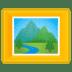 🖼️ framed picture Emoji on Google Platform
