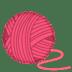 🧶 yarn Emoji on Google Platform