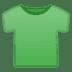 👕 T-Shirt Emoji on Google Platform