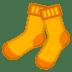 🧦 Socks Emoji on Google Platform