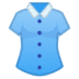 👚 woman's clothes Emoji on Google Platform