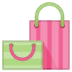 🛍️ Shopping Bags Emoji on Google Platform