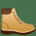 🥾 Hiking Boot Emoji on Google Platform