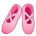 🩰 Ballet Shoes Emoji on Google Platform