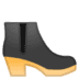 👢 woman's boot Emoji on Google Platform