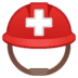 ⛑️ rescue worker's helmet Emoji on Google Platform