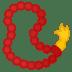 📿 prayer beads Emoji on Google Platform