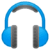 🎧 headphone Emoji on Google Platform